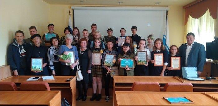 В Горно-Алтайске завершился молодежный трудовой сезон