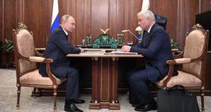 Директор медико-биологического агентства России рассказал президенту о разведении кабарги на Алтае