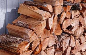 Испугавшись уголовного преследования, должник по алиментам привез детям машину дров