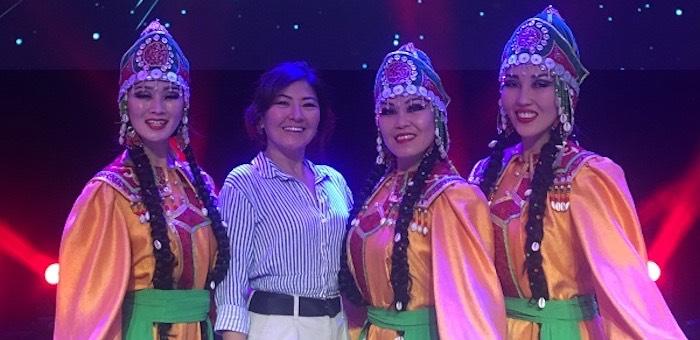 Ансамбль «Алтам» получил бронзовую медаль на международном шоу в Китае