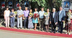 Доску Почета Горно-Алтайска открыли во время празднования Дня города