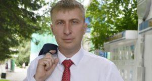 Дмитрий Софронов поздравил Олега Хорохордина с победой на выборах