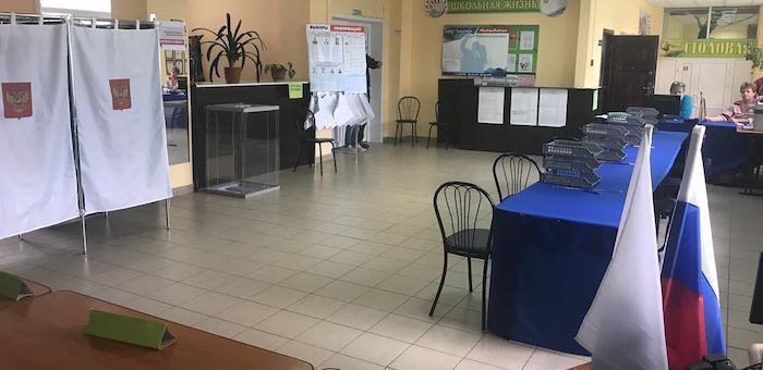 30 участковых избирательных комиссий Майминского района приступили к работе