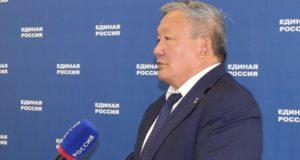 Владимир Тюлентин поблагодарил жителей республики за оказанное доверие на выборах