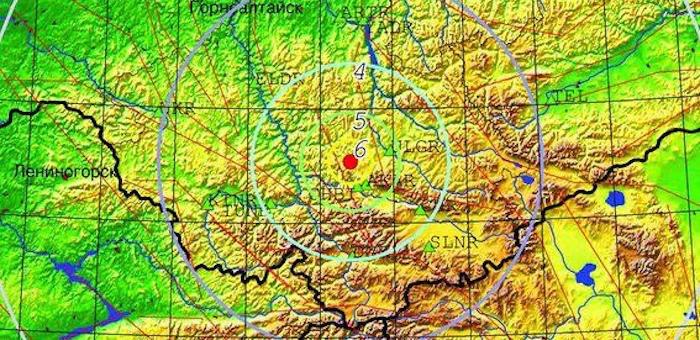 «Мебель ходуном»: Ощутимое землетрясение произошло в Республике Алтай