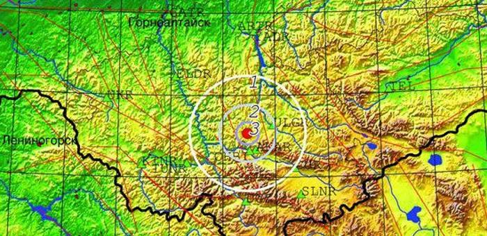 Очередное землетрясение на Алтае: афтершоки продолжаются