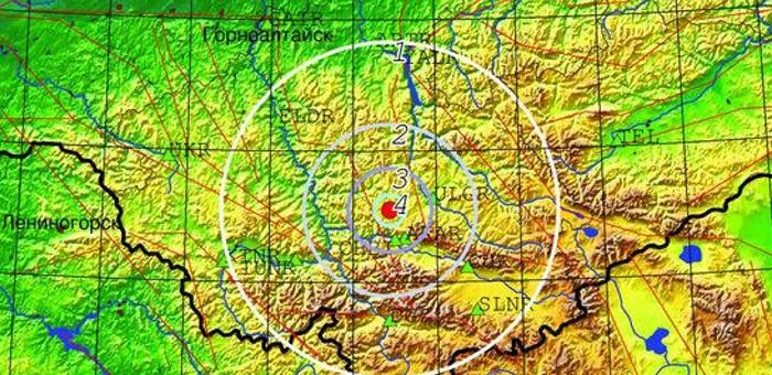 Продолжает трясти: еще два землетрясения за сутки