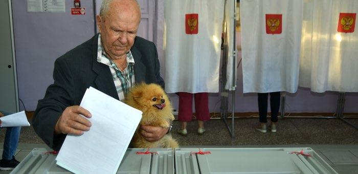 Голосование завершилось, начался подсчет голосов