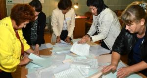 Выборы в Госсобрание. Список лидеров по округам