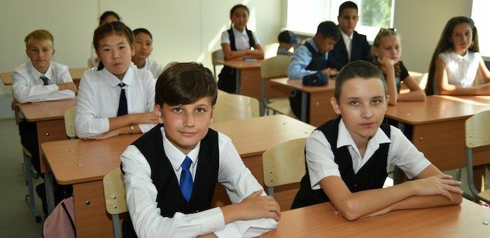 Школа №8 открылась после капитального ремонта