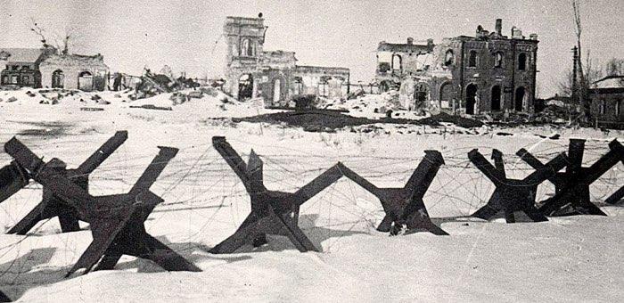 Разыскиваются родственники солдата, погибшего у Воронежа в 1943 году