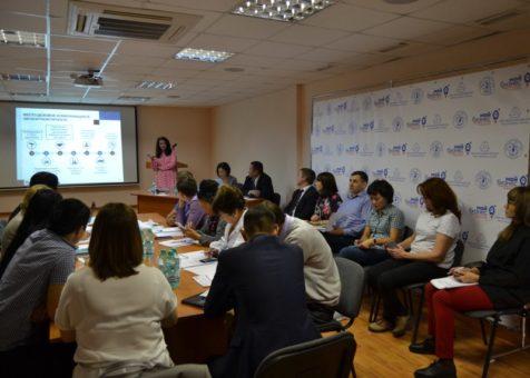 Круглый стол и мастер-класс по вопросам экспортной деятельности