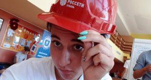Школьница с Алтая приняла участие в проектной энергетической смене компании «Россети»