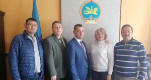 Предприниматели из Республики Алтай посетили Баян-Ульгийский аймак Монголии