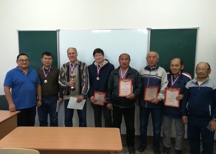 Республиканское первенство по шахматам среди сельских поселений прошло в Онгудае
