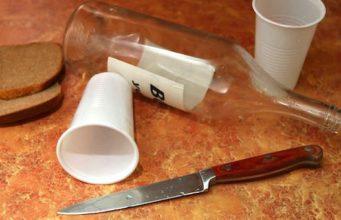 Убийство в Купчегене: женщина семь раз ударила сожителя ножом