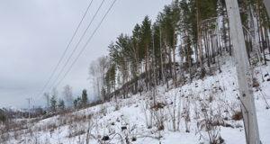 Новая ЛЭП обеспечит надежное электроснабжение четырех населенных пунктов