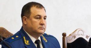 В Республике Алтай будет новый прокурор