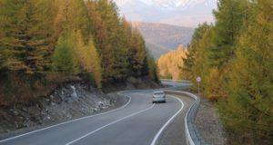 В Республике Алтай в этом году отремонтировали более 80 км Чуйского тракта