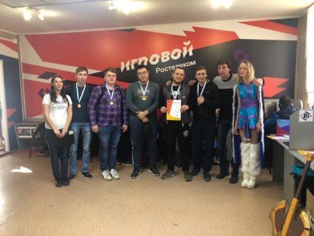 В Горно-Алтайске и Барнауле прошел киберспортивный турнир на «Кубок Ростелекома»