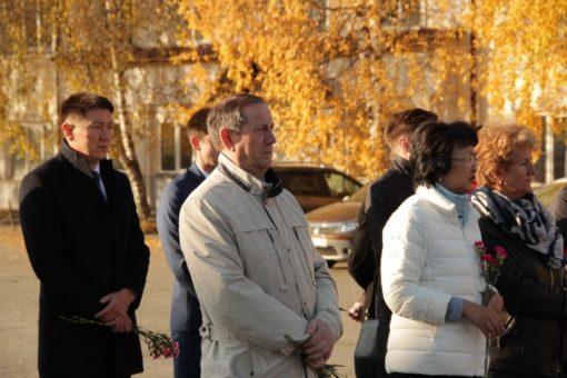 Память жертв политических репрессий почтили в Горно-Алтайске