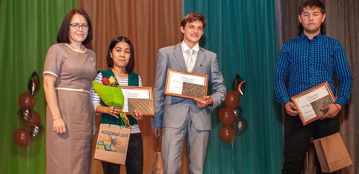 Студенты получили премии мэра