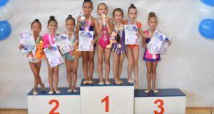 Первенство по художественной гимнастике прошло в Горно-Алтайске