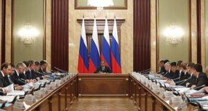 В федеральном правительстве обсудили программы ускоренного развития регионов