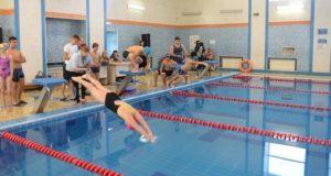 Чемпионат по плаванию среди инвалидов прошел в Горно-Алтайске