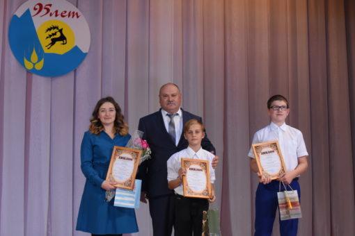Усть-Коксинский район празднует 95-летие