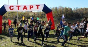 Первенство по горному бегу прошло в Горно-Алтайске
