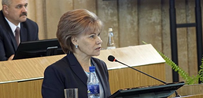 Депутаты вновь делегировали Татьяну Гигель в Совет Федерации