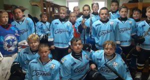Юные хоккеисты с Алтая завоевали бронзу на турнире «Добрый лед» в Ангарске