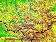 На границе Онгудайского и Улаганского районов опять землетрясение: магнитуда 3,3