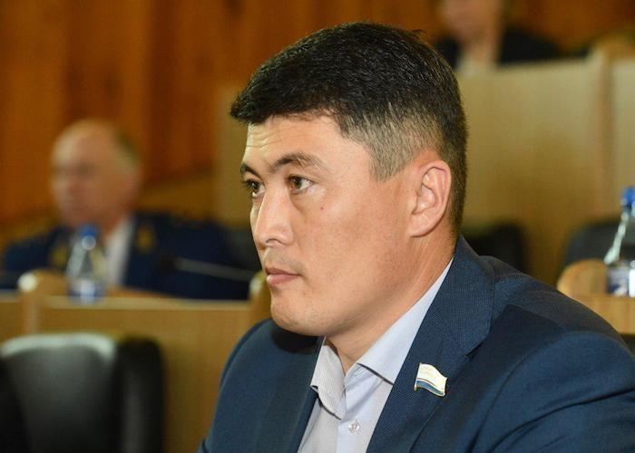 Заргумаров