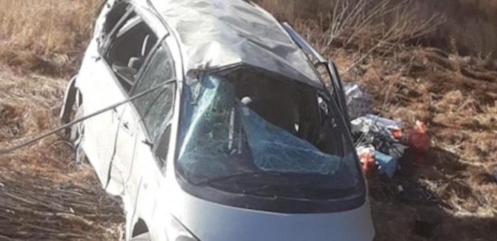 Шесть человек оказались в больнице после ДТП с микроавтобусом