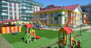 До конца года в Республике Алтай построят еще четыре детсада