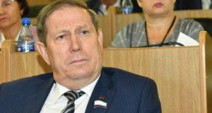 Виктор Ромашкин избран председателем комитета Госсобрания по законодательству