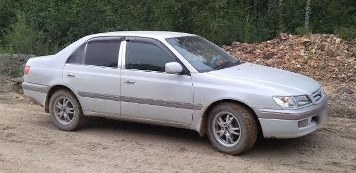 Подросток угнал автомобиль с животноводческой стоянки, пока хозяин собирал кедровый орех