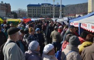 Сельскохозяйственную ярмарку перенесли на 2 ноября