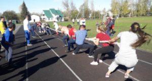 Команда из Манжерока одержала победу в малой спартакиаде Майминского района
