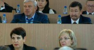 Депутаты рассмотрели кадровые вопросы. Без интриги не обошлось