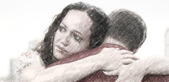 Жительница Яконура простила мужа, который жестоко ее избил