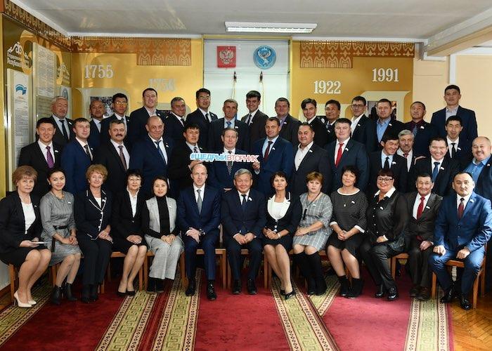 «Щедрый вторник» в Республике Алтай