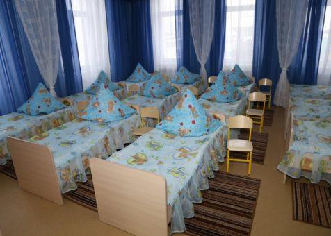В Кызыл-Озеке открыли новый детский сад