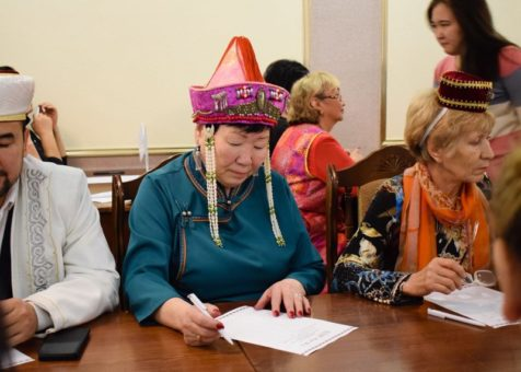 Большой этнографический диктант написали 986 жителей Республики Алтай