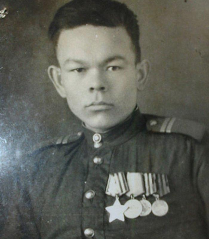 95 лет исполнилось участнику Великой Отечественной войны Михаилу Бояркину