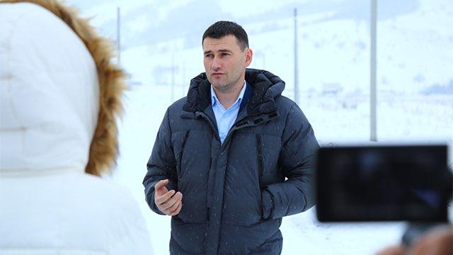 Директор филиала Россети Сибирь в Республике Алтай Андрей Меделянов: к зиме готовы!