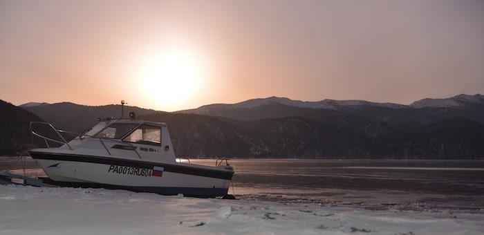 Навигация маломерных судов заканчивается 10 ноября