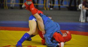 Александр Кыныраков стал победителем всероссийского турнира по самбо